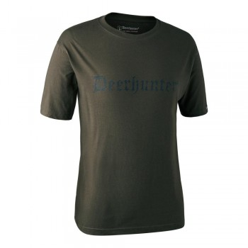 DEERHUNTER  Logo T Shirt...