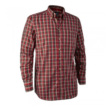 DEERHUNTER Chris Shirt Red...