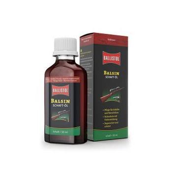 Olej Balsin červenohnedý, 50ml