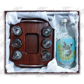 Jagerglass - fľaša malá...