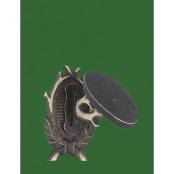 Mufloní štítok - 21x31 cm