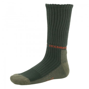 DEERHUNTER Game Socks Green...