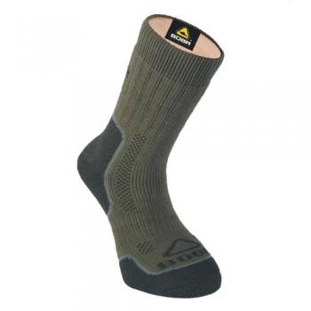 Ponožky BOBR záťažové - zelené
