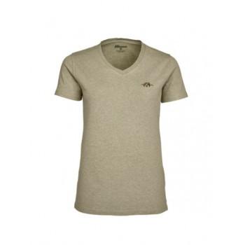 Dámske V- tričko...