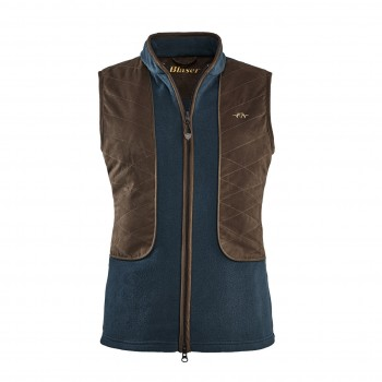 Fleece vesta Blaser Basic-...