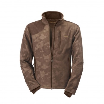 Fleece Blaser bunda Camo-ART