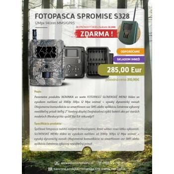 Fotopasca SPROMISE S328...