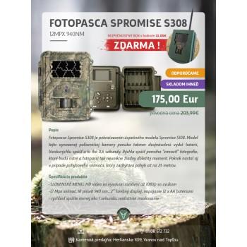 FOTOPASCA SPROMISE S308...