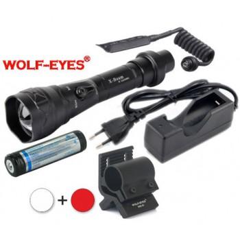 LED Baterka Wolf-Eyes...