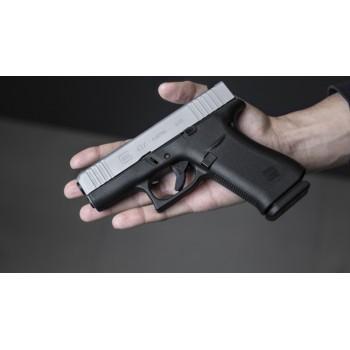 Glock 43X Silver slide