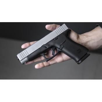 Glock 48 Silver slide
