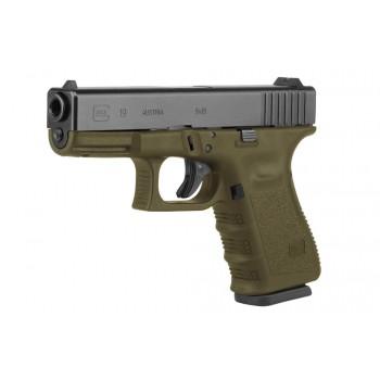Glock 19 OD green FXD 6,5...