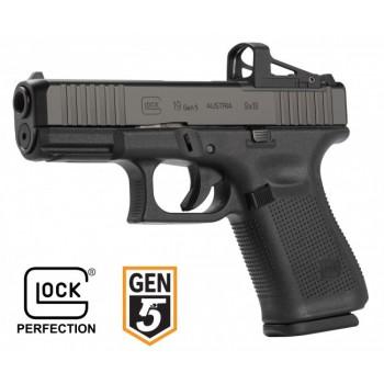Glock 19 Gen5 FS/MOS (47517)