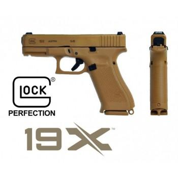 Glock 19X EU coyote (47206)